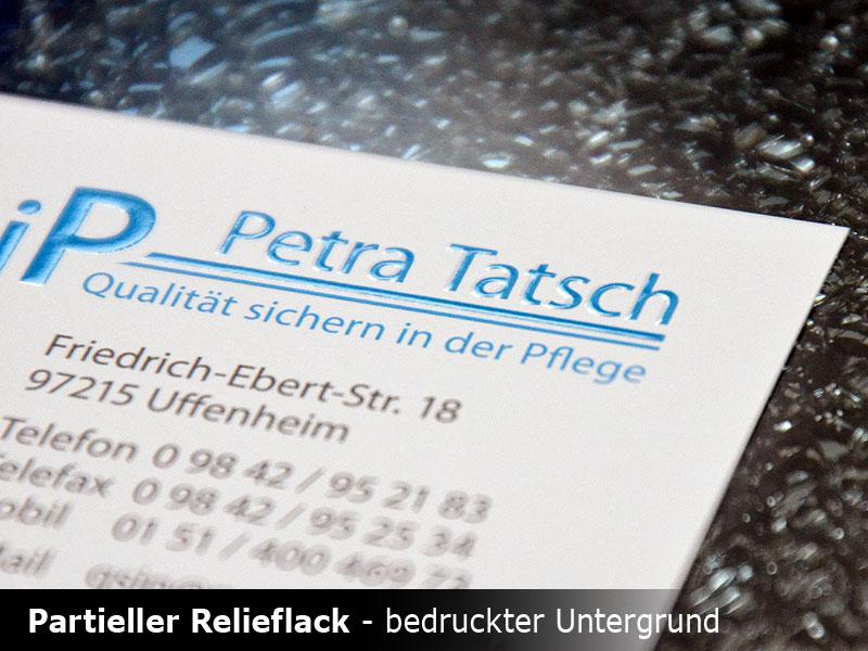 Günstig Visitenkarten Mit Effektlackierung Drucken