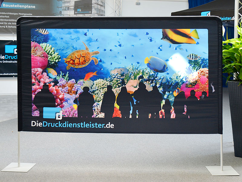 Mobile Display-Wand