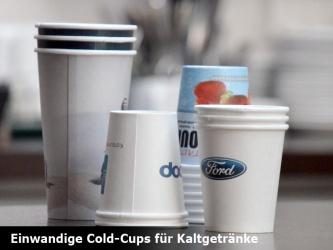 Cold-Cup Kartontrinkbecher