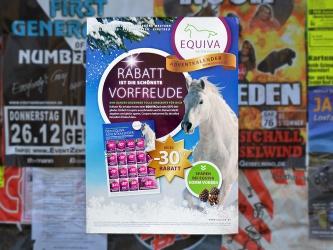 Plakate, 4-farbig